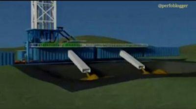 Como se extrae el Petroleo? 3RA PARTE: ↪PERFORACIÓN ,  #perfovideo #comoseextraeelpetroleo